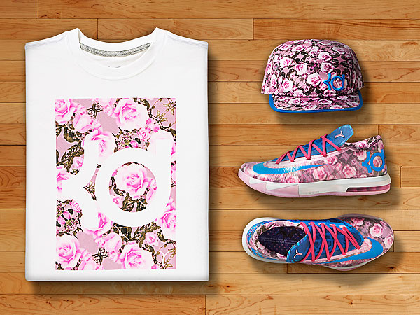 Kevin Durant Nike Aunt Pearl