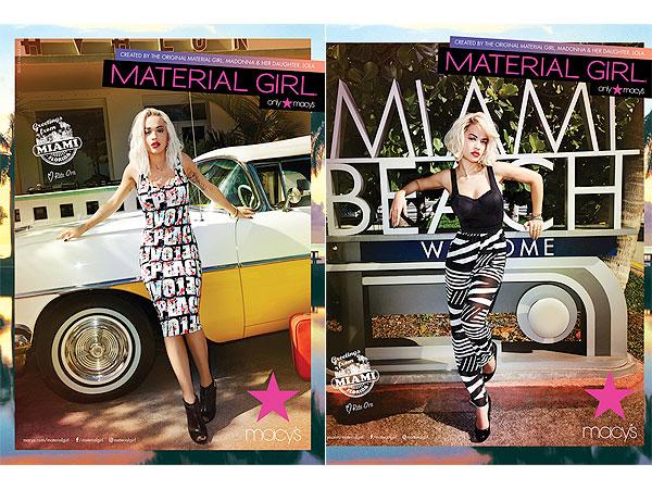 Rita Ora Material Girl