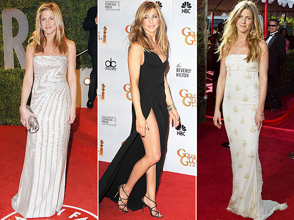 Jennifer Aniston dresses