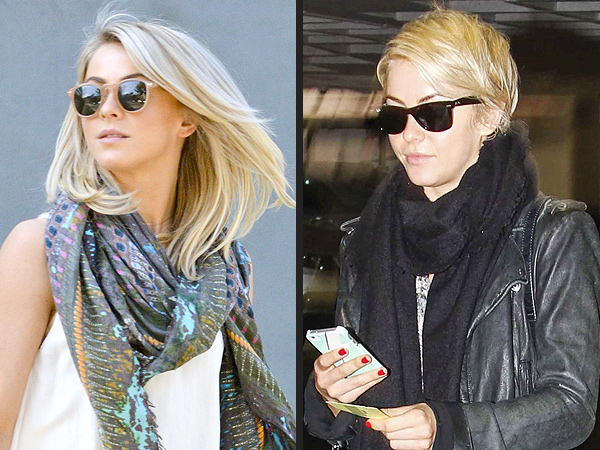 PHOTO: Julianne Hough Gets a Pixie!