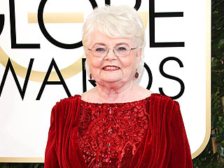 Nebraska's June Squibb: I'm So Excited to Show Off My Custom Oscars Gown