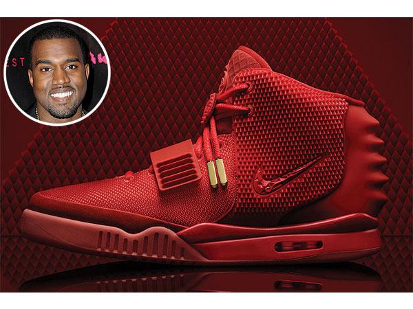 Kanye West Nike Sneakers