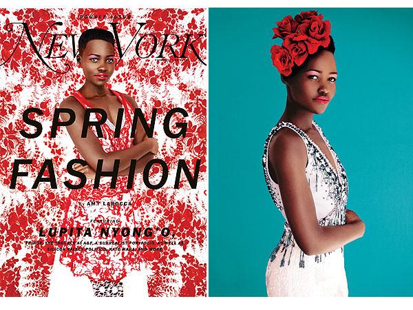 Lupita Nyong'o for NY Mag
