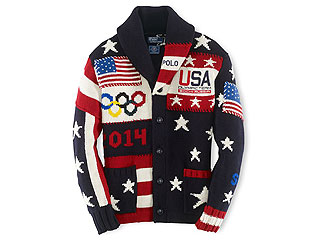 Whoa! The Team USA Opening Ceremony Sweater Is Selling for Big Bucks on eBay