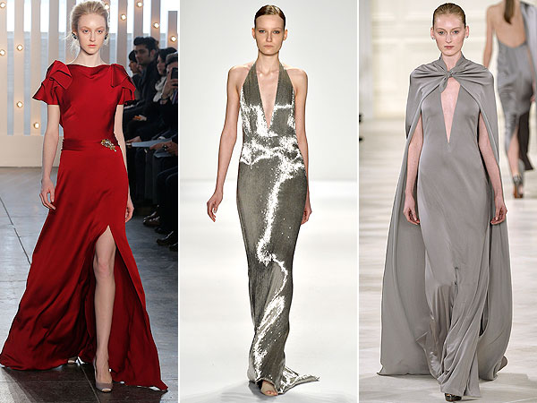 Jenny Packham, KaufmanFranco, Ralph Lauren Gowns, Oscars Dresses Picks