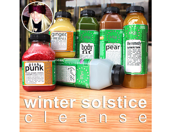 Brittany Talarico Juice Press Cleanse