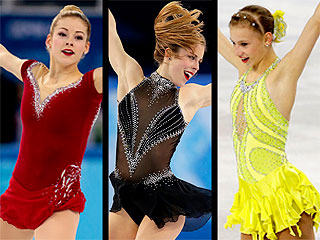 Sochi 2014 Figure Skating: It's Time to Talk About the Costumes! | Ashley Wagner, Gracie Gold