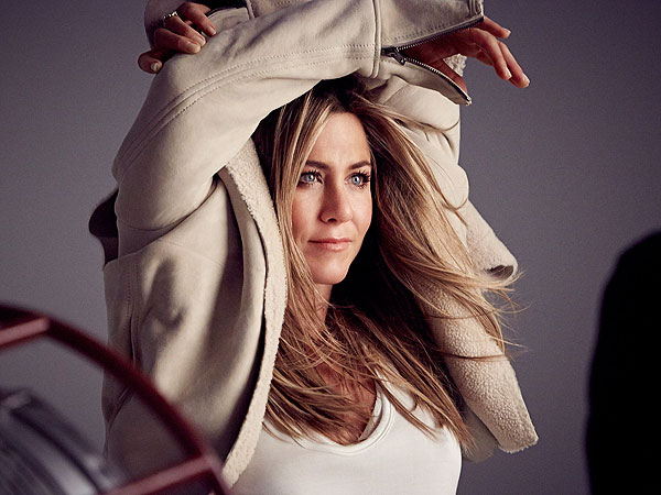 Jennifer Aniston hair Living Proof