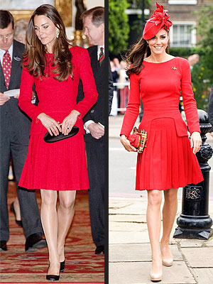 Kate Middleton dress rewear