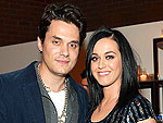 Katy Perry Sparks Engagement Rumors with a Ring on That Finger