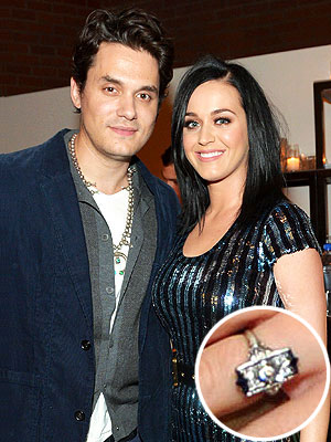 Katy Perry's Engagement Ring