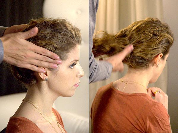 Anna Kendrick Oscars hair
