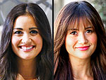 PHOTO: Bachelor Star Catherine Lowe Gets Bangs! | Catherine Giudici