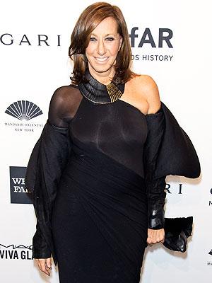 Donna Karan Oscar dresses