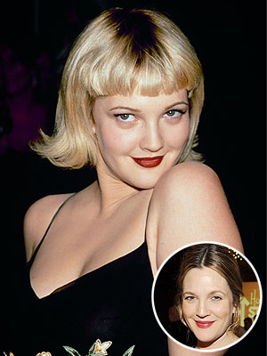 Drew Barrymore beauty