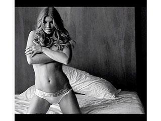 VIDEO: Fergie Strips Down to Just Her Calvins, Shows Off Killer Post-Baby Bod | Calvin Klein, Fergie