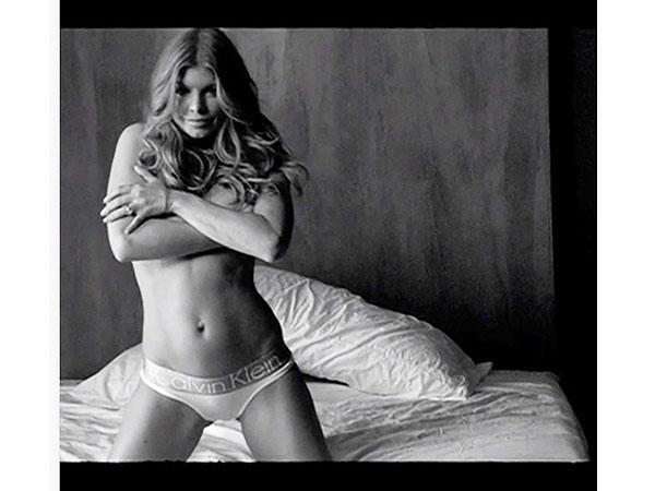 Fergie New Calvin Klein