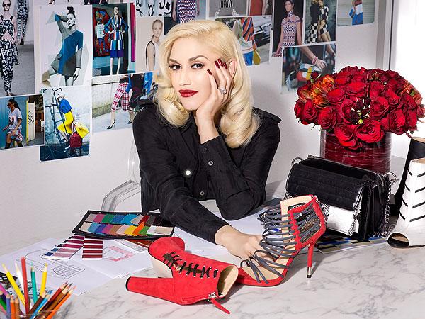 Gwen Stefani shoedazzle