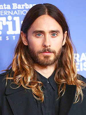 Jared Leto Oscars hair