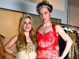 What Will Johnny and Tara Wear to the Oscars? Get a (Hilarious) Sneak Peek