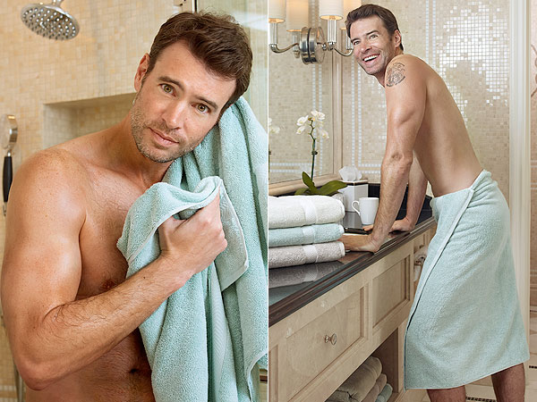 Scott Foley shirtless