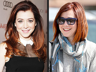What Do You Think of Alyson Hannigan's New Short Haircut?