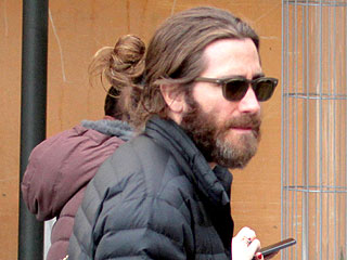 Jake Gyllenhaal's Lumberjack Beard: Let's Discuss