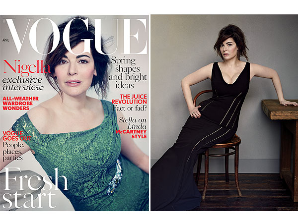 Nigella Lawson Vogue UK