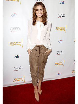 Allison Williams pants