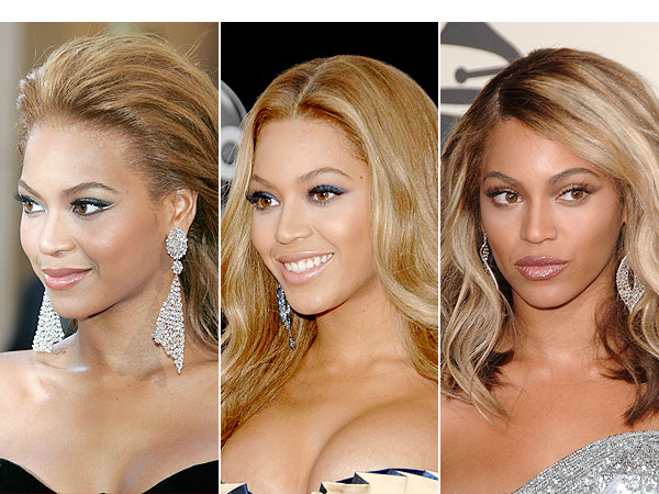 Beyonce best beauty looks