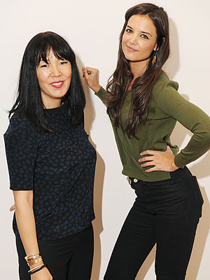 Katie Holmes Holmes & Yang