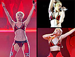 Miley Forced to Sing in Underpants When She Can