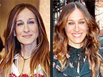 Sarah Jessica Parker Pulls Some Carrie Bradshaw Style Moves on Her Shoe Tour | StyleWatch, Sarah Jessica Parker
