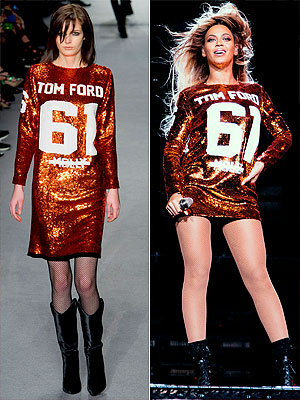 Beyonce Tom Ford