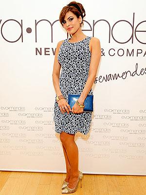 Eva Mendes NY & Co