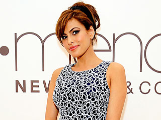 Eva Mendes Designed Her Own Prom Dress After the Pretty Woman Gown | Eva Mendes