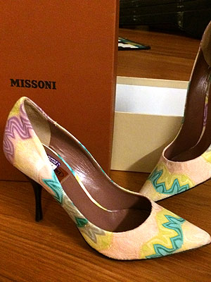Missoni shoes