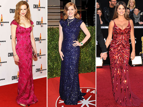 L'Wren Scott best celebrity dresses