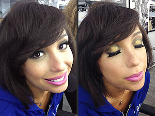 The DWTS Makeup Pro Goes Through How Many Lashes In a Season? | Dancing With the Stars, Cheryl Burke
