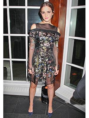 Emma Watson Noah Style
