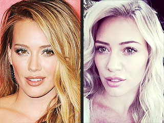 Hilary Duff Goes 'Suuuuper Blonde' (Her Words) for Spring: PHOTO