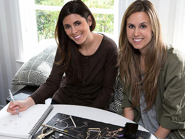 Jamie-Lynn Sigler and Holly Freeman