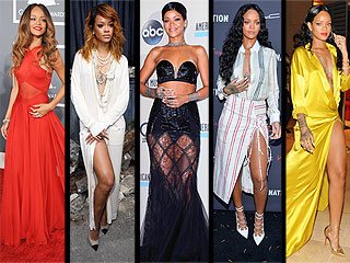 Rihanna to Be Honored with CFDA Icon Award: Look Back at Her Most Head-Turning Style Moments