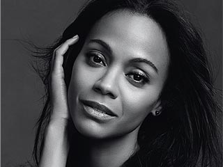 Which Gorgeous Star is the New Face of L'Oréal Paris? Exclusive Interview & Clip | L'Oreal, StyleWatch, Zoe Saldana