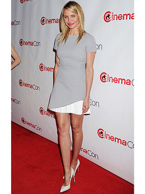 Cameron Diaz CinemaCon
