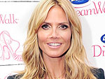 Guess Who Takes All of Heidi Klum's Sexiest Instagram Pics? | Original Dr. Scholl's, StyleWatch, Heidi Klum