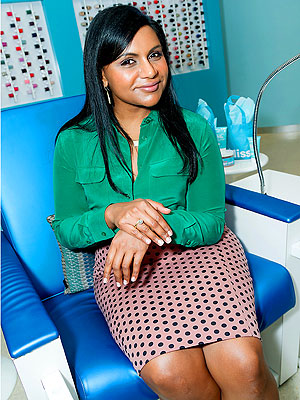 Mindy Kaling Mindy-Cure Mindy Project