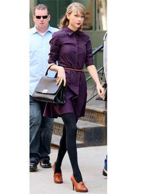 Taylor Swift shirt dress