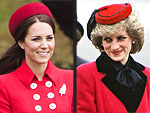 Kate 'Tips Her Hat' to Princess Diana With Her First Royal Tour Outfit