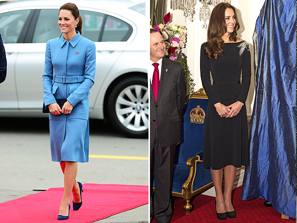 Kate Middleton New Zealand trip
